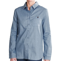 Christopher - Nellie Chambray Shirt