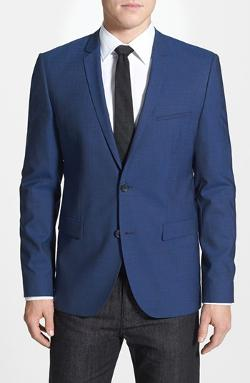 Hugo - Adris Extra Trim Fit Blazer