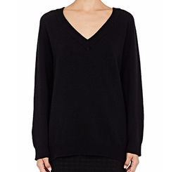 T By Alexander Wang - V-Neck Sweater