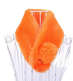 Shopinmall-Fur Collar  - Women