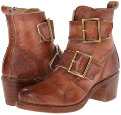 Frye - Sabrina Double Buckle Boots