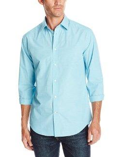 Savane - Solid Woven Shirt