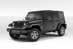 Jeep - Wrangler Unlimited Sport SUV