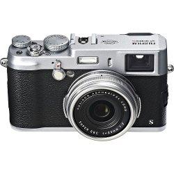 Fujifilm - X100S 16.3 Megapixel Compact Camera