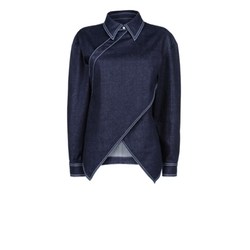 Stella McCartney - Raw Denim Irene Shirt