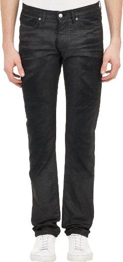 """Jil Sander  - Coated """"Best"""" Jeans"""