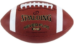 Spalding - Never Flat Football