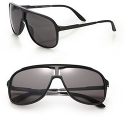Carrera - Safari Plastic Aviator Sunglasses