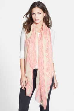 Natasha Accessories  - Printed Scarf