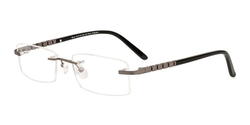 Brice - Rimless Eyeglasses