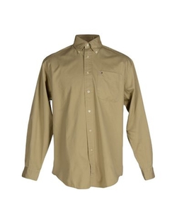 Tommy Hilfiger - Twill Solid Shirt