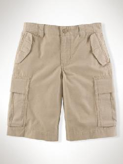 Ralph Lauren - Cotton Cargo Short