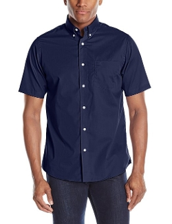 Dockers - Short Sleeve Solid Woven Shirt