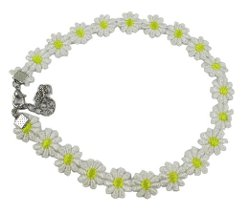Hip Mall - Choker Daisy Flower Necklace