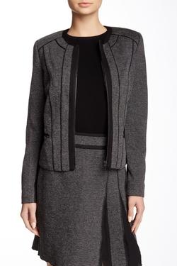 Dex  - Full Front Zip Blazer