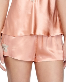 Vivis  - Mina Silk Lounge Shorts
