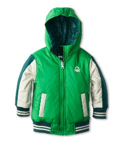 United Colors of Benetton Kids  - Zip Hoodie Jacket