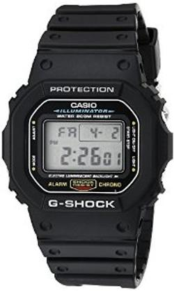 Casio - G-Shock DW5600E-1V