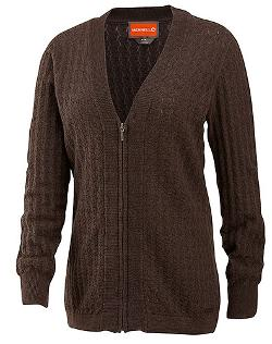 Merrell Leighton  - Cardigan Shirt