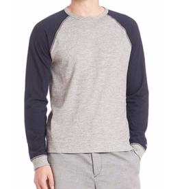 Rag & Bone  - Classic L Colorblock Raglan Shirt