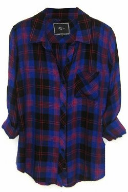 Rails  - Rails Hunter Plaid Shirt