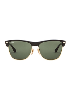 Ray-Ban - Oversized Clubmaster Sunglasses
