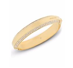 Michael Kors  - Pavé Crystal Logo Bracelet