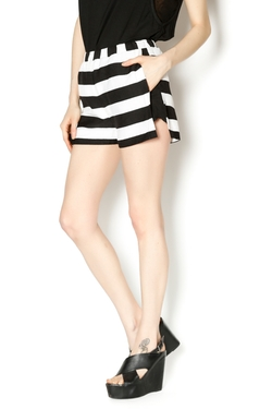 Babel Fair - Stripe Shorts