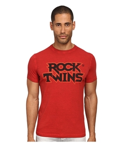 Dsquared2  - Rock Twins Sexy Slim Fit T-Shirt