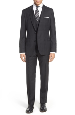 Boss - Johnstons/Lenon WE Three-Piece Suit