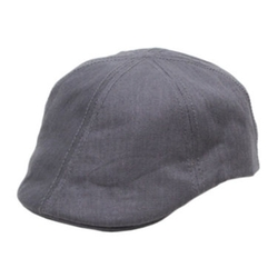 Van Heusen - 6-Panel Cotton Herringbone Ivy Cap
