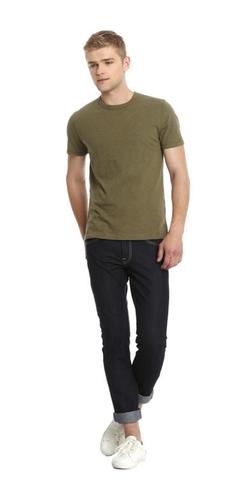 Joe Fresh - Men's Slub Knit Crew Neck T Shirt