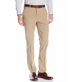 Perry Ellis - Solid Twill Suit Pants