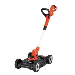 Black & Decker  - Electric 3-in-1 Trimmer/Edger and Mower