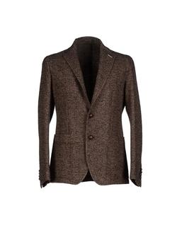 Tagliatore - Flannel Herringbone Sport Coat