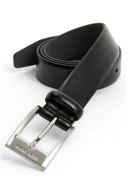 Boss - Leather Belt