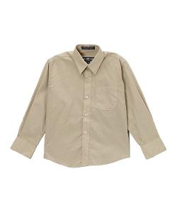 Ferrecci  - Big Boys School Uniform Formal Button Down Dress Shirt-