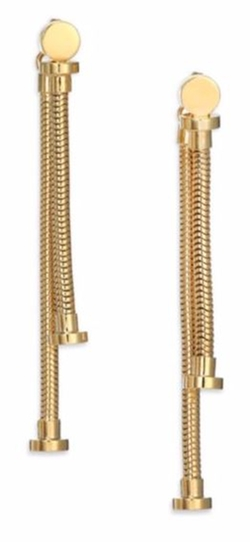 House of Lavande  - Batari Nail-Head Drop Earrings