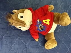 Build-A-Bear Workshop -  Alvin Plush Stuffed Animal