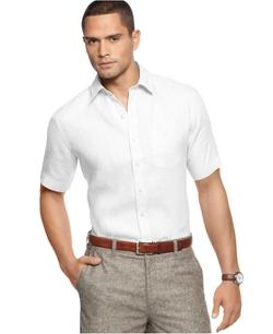 Tasso Elba - Short-Sleeve Shirt