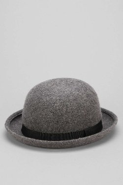 Urban Outfitters - Felt Bowler Hat