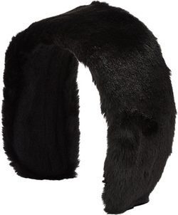 Jennifer Ouellette  - Faux Fur Headband
