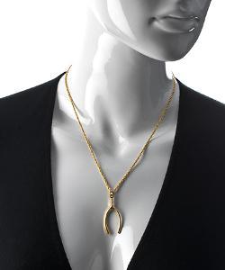 Kendra Phillip  - Wishbone Necklace