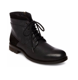 Steve Madden - Hardin Plain Toe Boots