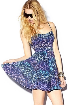 Forever 21 - Day-Tripper Skater Dress