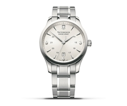 Victorinox Swiss Army - Silver Alliance Watch
