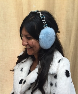 KizMuffs - Custom Jeweled Ear Muffs