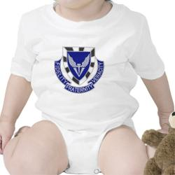 Zazzle Apparel - 113th Aviation Regiment - Fidelity Fraternity Vera Romper