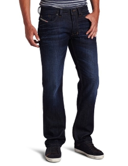 Diesel - Larkee Regular Straight-Leg Jeans