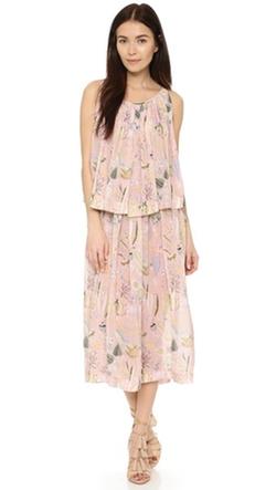 Jill Stuart - Dasha Midi Dress